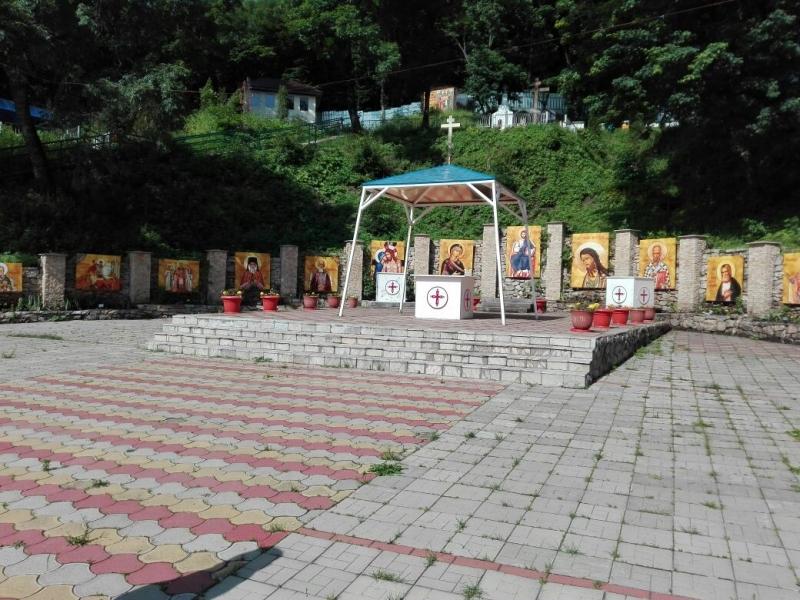 Второафонский Бештаугорский мужской монастырь